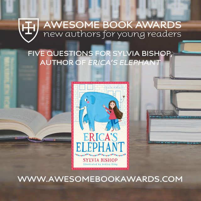 5 questions for sylvia bishop awesome book awards 5 questions for sylvia bishop solutioingenieria Images